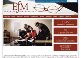 efm.sewanee.edu