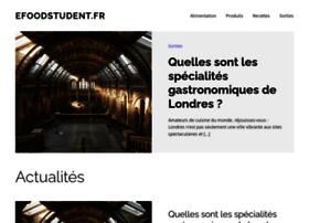 efoodstudent.fr