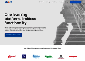 efrontlearning.net