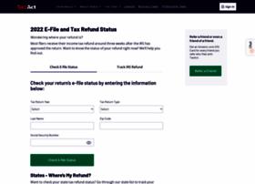 efstatus.taxact.com