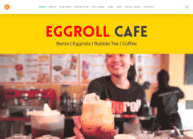 eggrollcafe.com