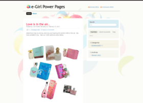 egirlpowerpages.wordpress.com