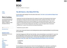 ego.posthaven.com