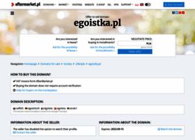 egoistka.pl