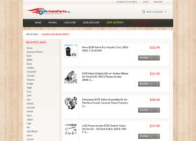 egr-valve.dvautoparts.com