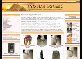 egyptiandreams.co.uk