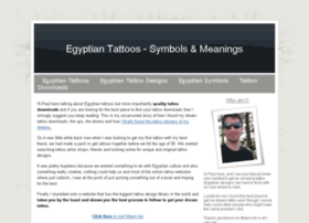 egyptiantattoos.net