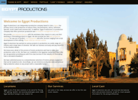 egyptproductions.com