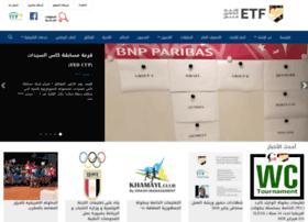 egypttennis.com