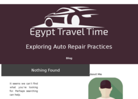 egypttraveltime.com