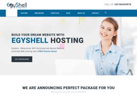 egyshellhosting.com