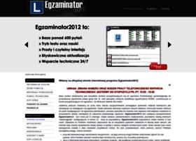 egzaminator-testy.pl