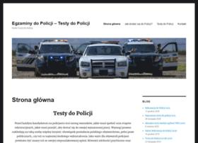 egzaminydopolicji.pl