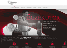 egzekutor.kambit.pl