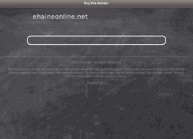ehaineonline.net