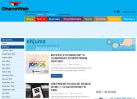 ehjuma.ghanaweb.com