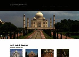 eholidaysindia.com