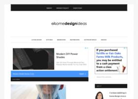 ehomedesignideas.com