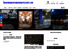 ehowmuchdoesitcost.org