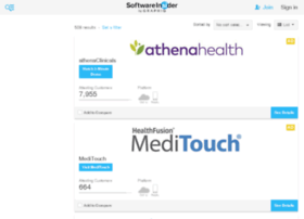 ehr-software.findthebest-sw.com