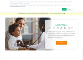 ehr.meditech.com