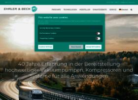 ehrler-beck.com