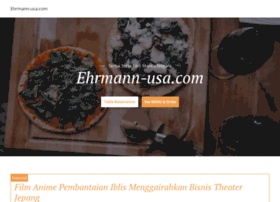 ehrmann-usa.com