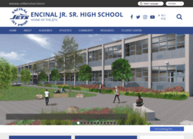 ehs-alamedausd-ca.schoolloop.com
