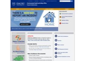 ehso.emory.edu