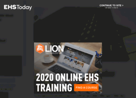 ehstoday.com