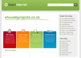ehuwebprojects.co.uk