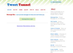 eight.tweettunnel.com