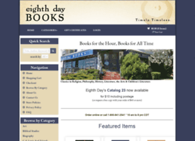 eighthdaybooks.com