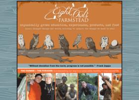 eightowlsfarmstead.com