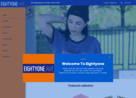 eightyoneavenue.com