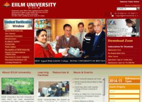 eiilmuniversity.ac.in