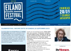 eilandfestival.be