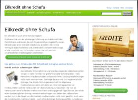 eilkredit-ohne-schufa.com