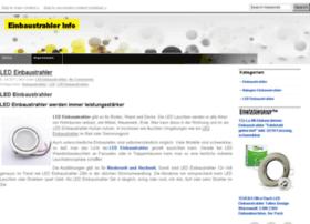 einbaustrahler-info.de