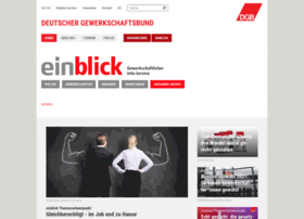 einblick.dgb.de