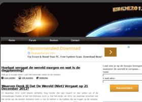 einde2012.nl