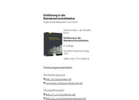 einfuehrungindiebetriebswirtschaftslehre.de