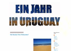 einjahrinuruguay.blogspot.com
