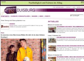 einkaufen-in-duisburg.de
