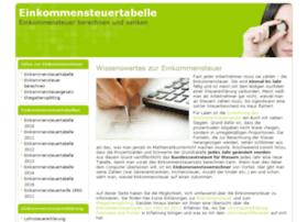 einkommensteuertabelle.net