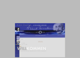 einstein-website.de