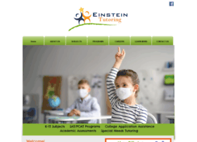 einsteintutoring1on1.com
