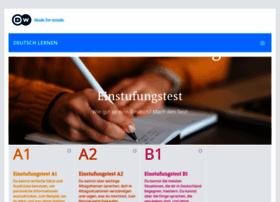 einstufungstest.dw.de