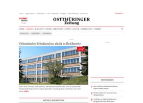 eisenberg.thueringer-allgemeine.de