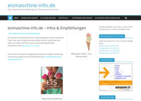 eismaschine-info.de